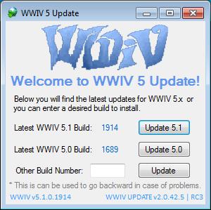 WWIV 5 Update